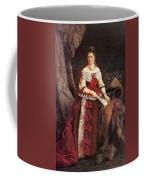 Countess Vera Zubova Konstantin Makovsky Coffee Mug