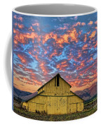 Country Barn Coffee Mug by Beth Sargent