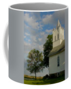 Country Chuch Coffee Mug