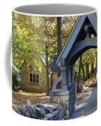 Country Churchyard Coffee Mug