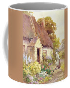 Country Cottage Coffee Mug