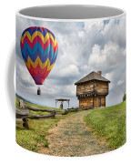 Country Cruising  Coffee Mug