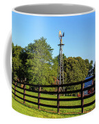 Country Farm Scene Coffee Mug by Doug Camara