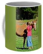 Country Girl Coffee Mug