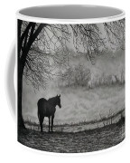 Country Horse Coffee Mug