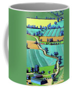 Country Lane Summer II Coffee Mug