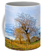 Country Life Artististic Rendering Coffee Mug