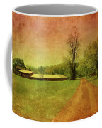 Country Living - Bayonet Farm Coffee Mug by Angie Tirado