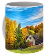 Country Living 2 - Paint Coffee Mug