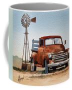 Country Memories Coffee Mug