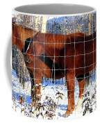 Country Pals Coffee Mug