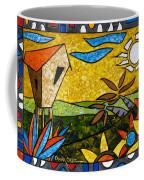 Country Peace Coffee Mug