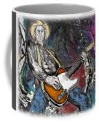 Country Rock Guitar Coffee Mug