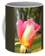 Country Rose Coffee Mug