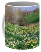 Country Spring Coffee Mug by Bill Wakeley