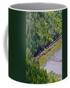 Country Train Coffee Mug