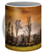 Countryscape With Bell Tower Coffee Mug