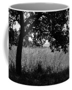 Countryside Of Italy Bnw Coffee Mug