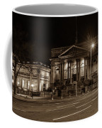 County Sessions House By Night Liverpool Coffee Mug