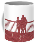 Couple On Bridge Coffee Mug