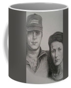 Couple Portrait 2 Coffee Mug