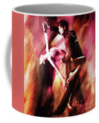 Couple Tango Art Coffee Mug