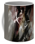 Couple Tango Dance  Coffee Mug