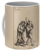 Couple Walking Coffee Mug
