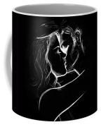 Couples Embrace Coffee Mug