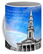 Courage V3 Coffee Mug