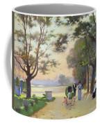 Cours La Reine Paris Coffee Mug