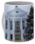 Court Dismissed Coffee Mug