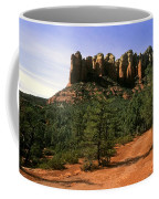 Court House Butte Coffee Mug