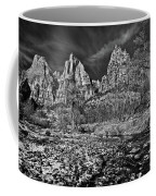 Court Of The Patriarchs II - Bw Coffee Mug