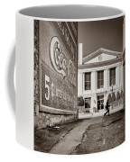 Courthouse Alley - Laurens, Sc Coffee Mug by Samuel M Purvis III