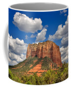 Courthouse Butte Coffee Mug