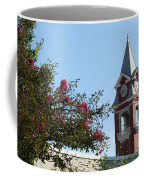 Courthouse In Spring Coffee Mug