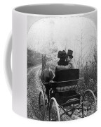 Courtship/carriage Ride Coffee Mug