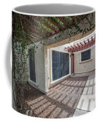 Courtyard Coffee Mug