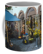 Courtyard Shop Coffee Mug