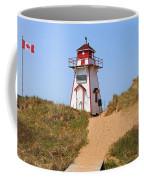 Covehead Harbour Lighthouse 5701 Coffee Mug