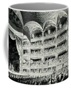 Covent Garden Theatre, 1795 Coffee Mug