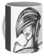 Cover Face Coffee Mug