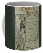 Cover Page From Lestampe Moderne Coffee Mug
