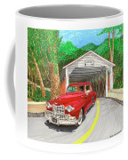 Covered Bridge Lincoln Coffee Mug