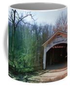 Covered Bridge Turkey Run Coffee Mug