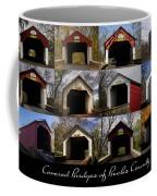 Covered Bridges Of Bucks County Coffee Mug