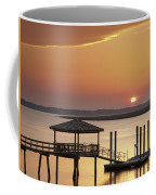 Covered Dock Coffee Mug