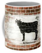 Cow Cuts Coffee Mug