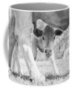 Cow Milk Coffee Mug